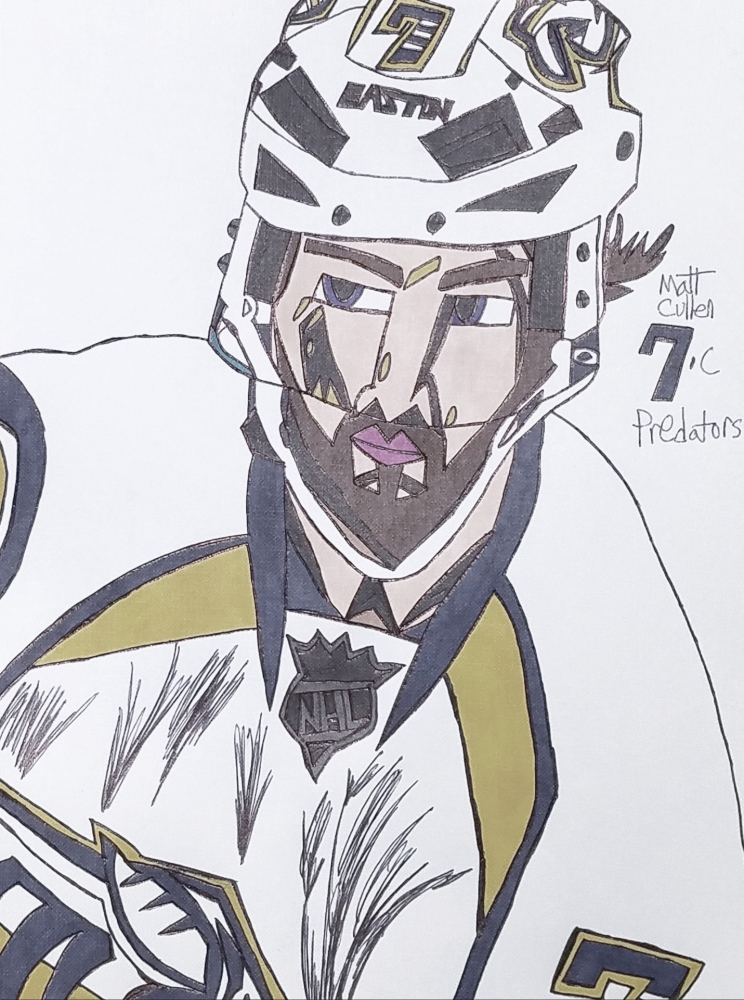 Matt Cullen by armattock